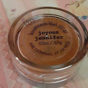 Bare Minerals Blush Joyous Jennifer